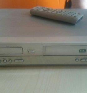 Vhs+dvd