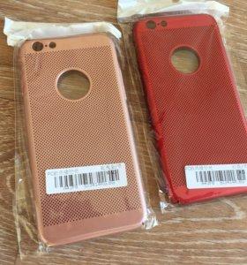 Чехлы на iPhone 6,6s,6+.