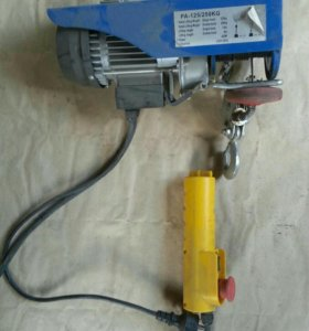 Электроталь РА- 125/250