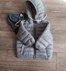 Куртка Zara kids осенняя