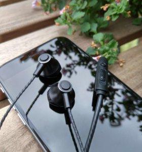Наушники гарнитура iPhone 5 5S 6 6S Plus