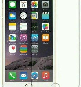 Защитное стекло на iphone
