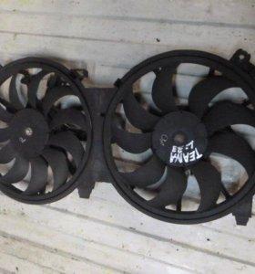 Вентилятор радиатора для Nissan Teana L33