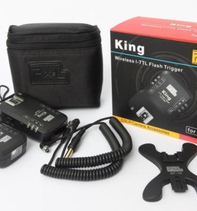 Радиосинхронизатор Pixel King Pro для Nikon