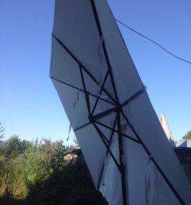Зонт для отдыха на природе Ikea