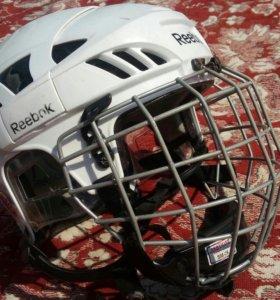 Шлем хоккейный детский 5-7 лет