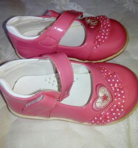 Туфли для девочки 24 размер