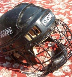 Шлем хоккейный детский 4-7 лет