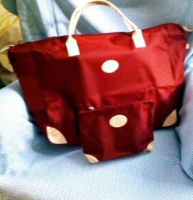 Новая сумка для путешествий