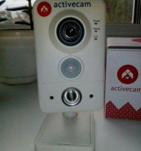 Камера внутреннего видеонаблюдения wi-fi
