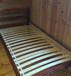 Реечное дно кровати, 90x200 см