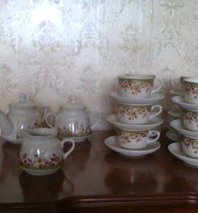 Чайный сервиз Рижский