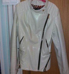 Куртка из кож.зама