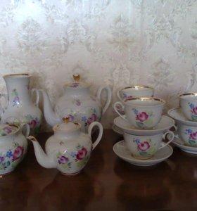 Чайный сервиз Сысерть