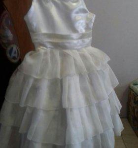 платье 116-122