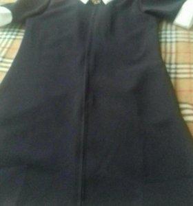 Платье и фартук новые