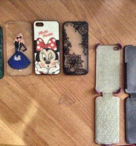 Чехлы на iPhone 4-4s и 5-5s