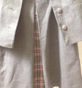 Форма , сарафан +пиджак, в отличном состоянии)
