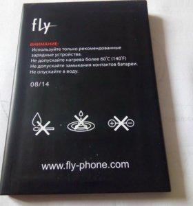 Аккумулятор на телефон fly