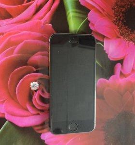 iPhone 5 s на 16 Гб