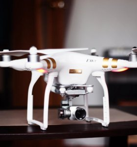 Аэросъемка фото/видео (квадрокоптер)