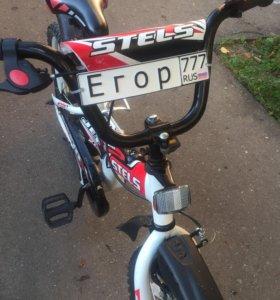 Номера на велосипед или коляску НОВЫЕ
