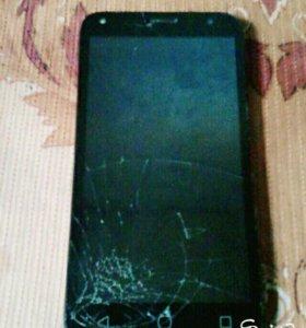 Телефон Alcatel One Touch Pixi4