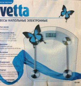 Весы напольные Vetta CX-167