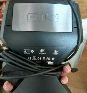 Клавиатура Logitech Gameboard G13 Black USB