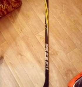 Клюшка хоккейная CCM U+pro