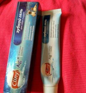 Зубной гель (зубная паста) для собак и кошек