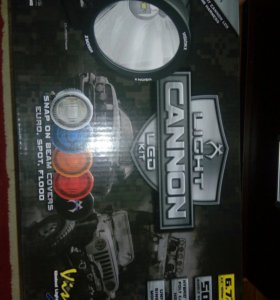 Cannon led CTL-CPZ610KIT