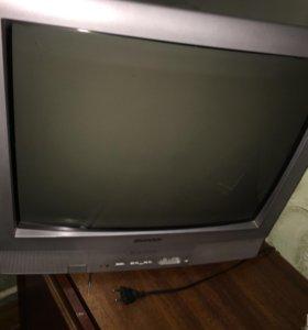 Телевизор шарп не работает кнопка включения