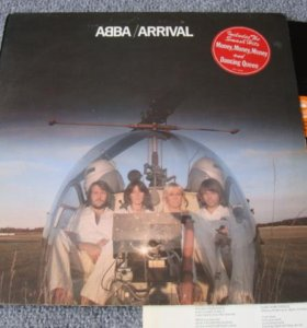 "ABBA""Arrival"" UK EX/NM"