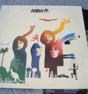 "ABBA""The Album"" US NM/NM"