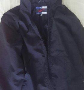 Куртка ветровка раз 50-52 б/у