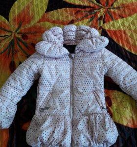 Куртка на весну -осень+ вещи