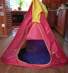 Домик детский палатка
