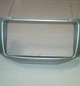 Переходная рамка 2Din Lexus RX330, RX350, RX400