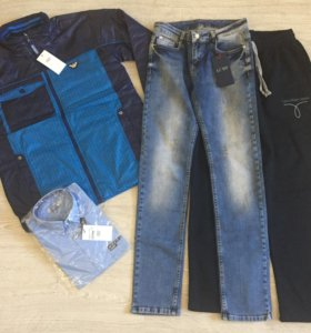 Брендовая одежда на 14л: Armani, Calvin Klein