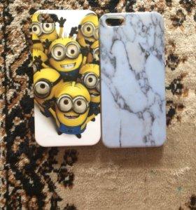 Чехлы на айфон 5s новые и красивые