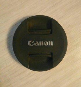 Крышка Canon 58mm