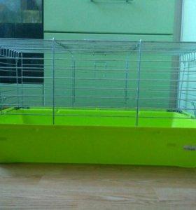 Клетка для грызунов и кроликов