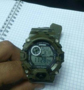 Часы Sport Skmei камуфляж