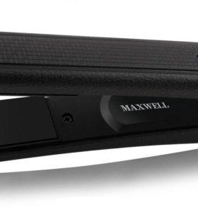 НОВЫЙ Выпрямитель для волос Maxwell