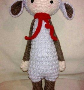 Кукла овечка Лупа