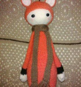 Кукла лиса Фиби
