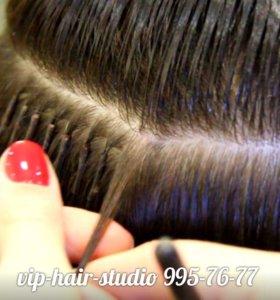 Снятие волос