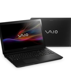 Игровой  мощный ноутбук  Sony Vaio Сore I5,Full HD