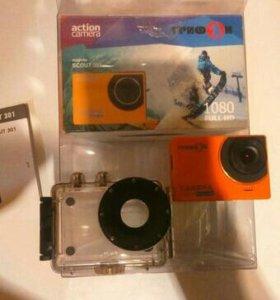 Экшен камера Грифон (SCOUT 301)
